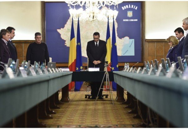 Photo Romanian Government