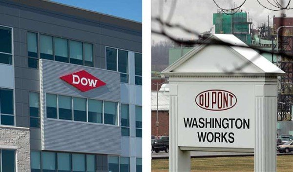 Dow DuPont merger plan 2015