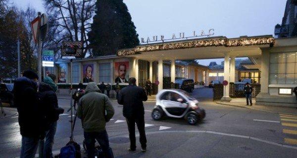 FIFA arrests Baur au Lac Hotel Zurich
