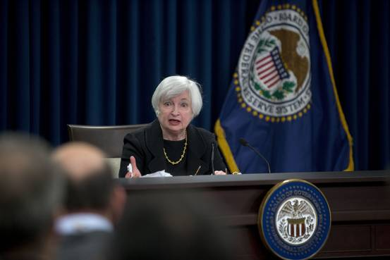 Fed interest rate decision December 2015