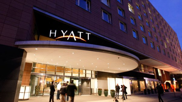 Hyatt Hotels security breach
