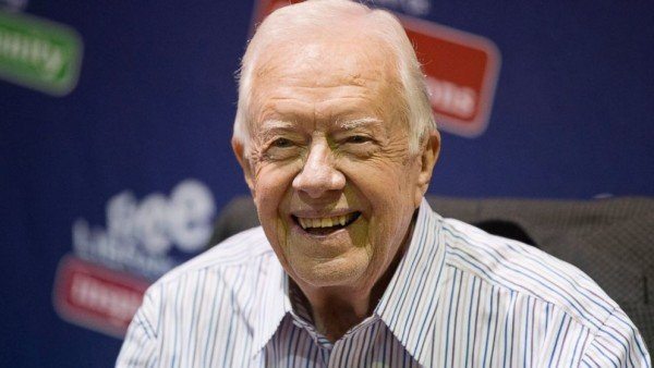 Jimmy Carter cancer free