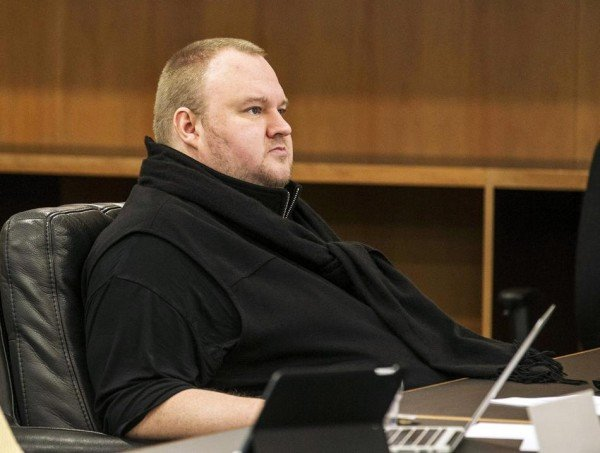 Kim Dotcom extradition to US