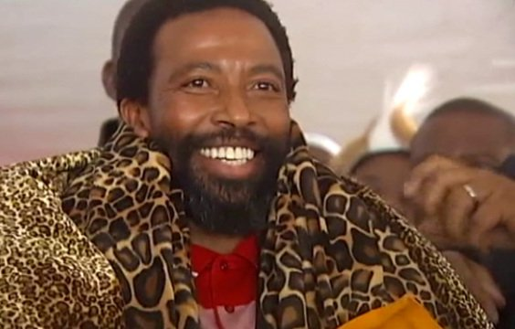 King Dalindyebo jailed