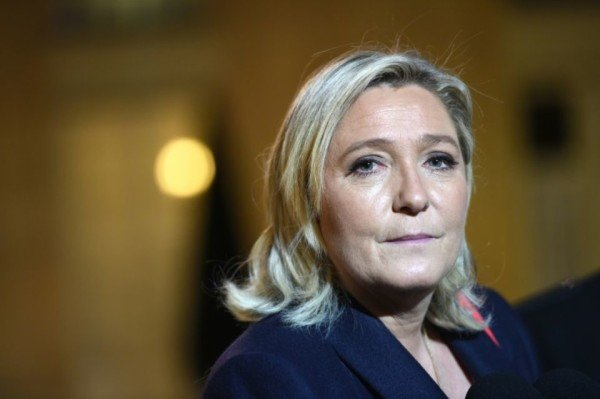 Marine Le Pen inciting hatred