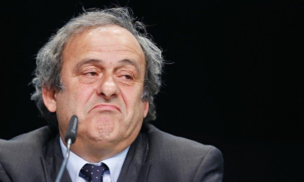 Michel Platini FIFA suspension