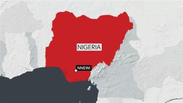 Nigeria gas plant explosion Nnewi