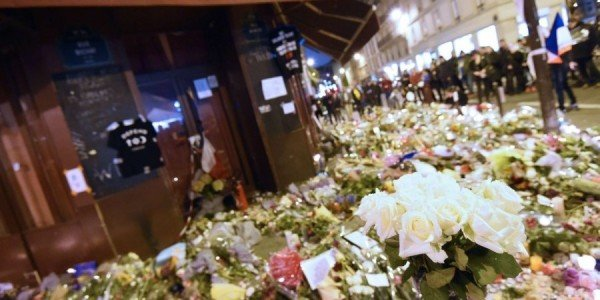 Paris attacks November 2015