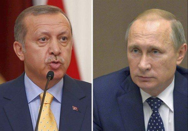 Recep Tayyip Erdogan ISIS oil