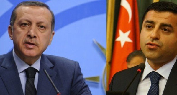 Recep Tayyip Erdogan slams Selahattin Demirtas call for Kurdish autonomy
