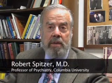 Robert Spitzer dead at 83