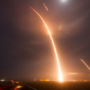 Falcon-9: SpaceX Successfully Lands Unmanned Rocket Upright