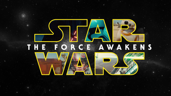 Star Wars Force Awakens box office record