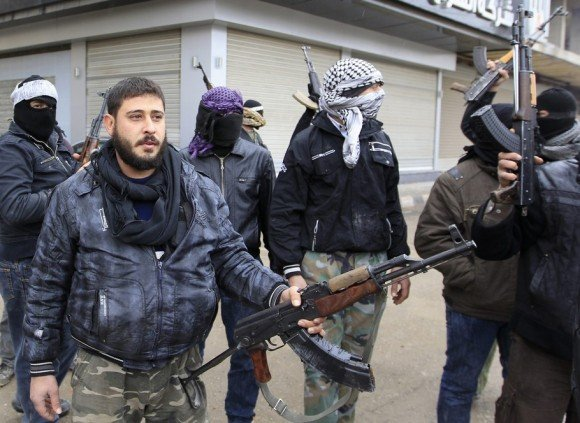 Syrian rebels to succeed ISIS