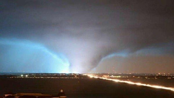 Texas tornado December 2015