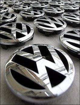 VW sales November 2015