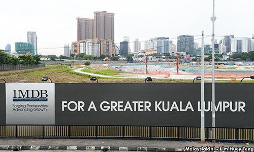 1MDB scandal Malaysia 2016