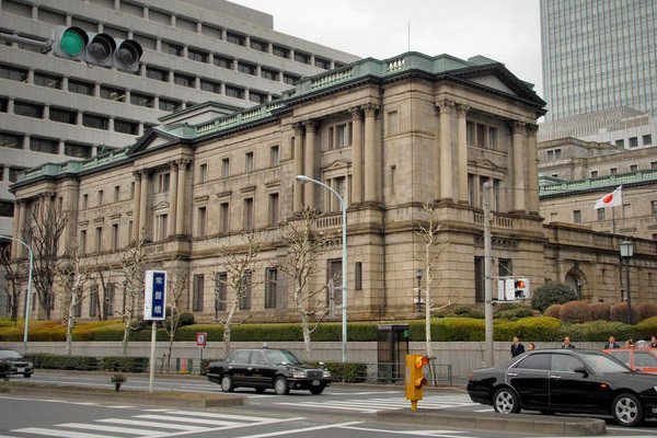 Bank of Japan negative interest rate