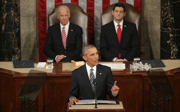 Barack Obama final SOTU 2016