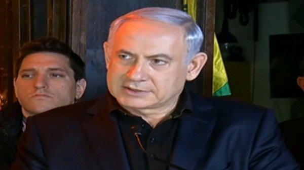 Benjamin Netanyahu Tel Aviv attack January 2016