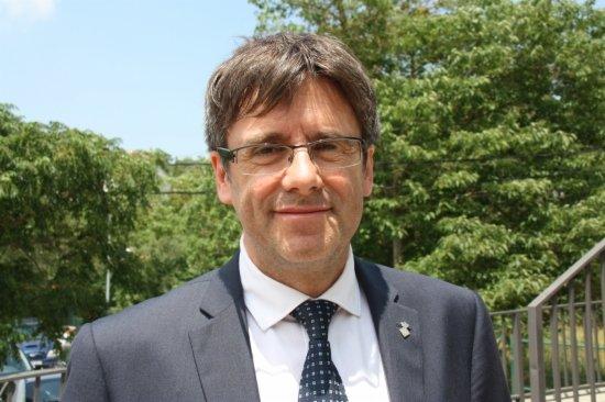 Carles Puigdemont Catalonia