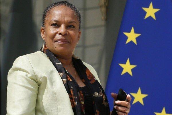 Christiane Taubira resignation