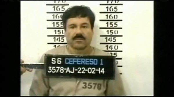 El Chapo Guzman Altiplano prison