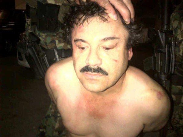 El Chapo Guzman arrest