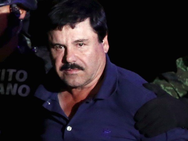 El Chapo Guzman extradition to US