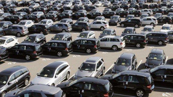 Europe car sales 2015
