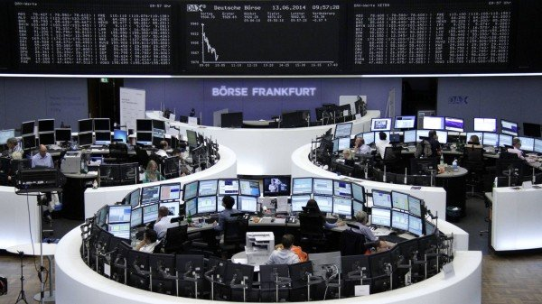 Europe stock markets January 2016