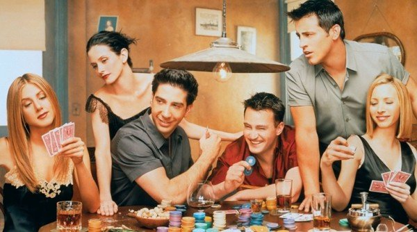 Friends reunion 2016
