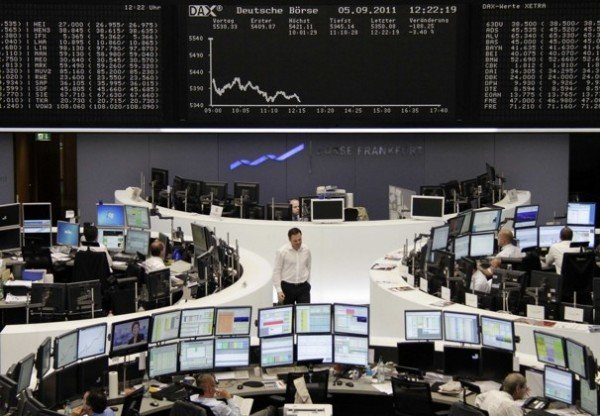 Global stock market January 2016