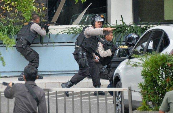 Jakarta attacks 2016