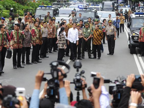 Jakarta attacks death toll