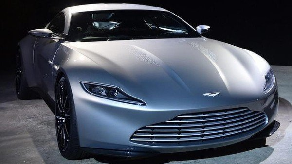James Bond Spectre car auction