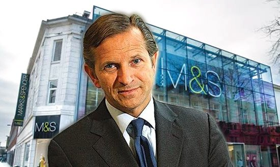 Marc Bolland to leave Marks and Spencer