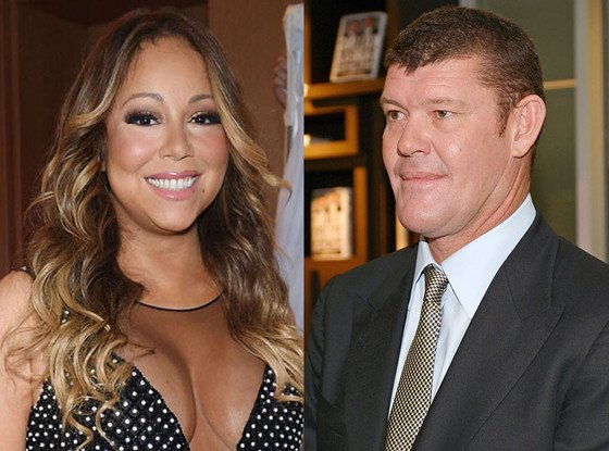 Mariah Carey and James Packer engagement