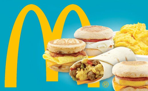 McDonalds all day breakfast