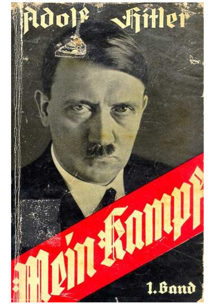 Mein Kampf in Germany
