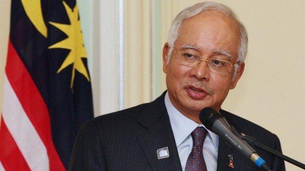 Najib Razak corruption