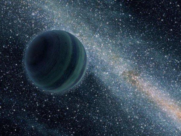 Ninth planet evidence 2016