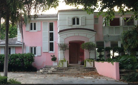 Pablo Escobar Miami house demolished