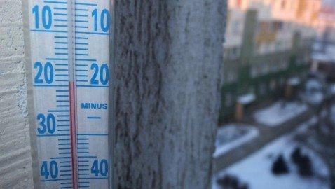Poland cold snap January 2016