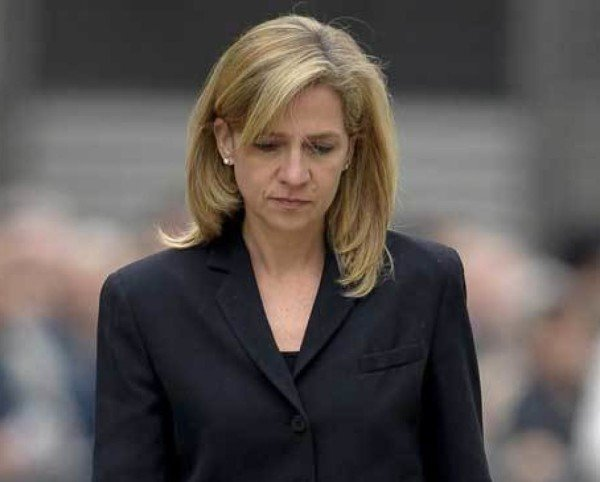 Princess Cristina tax evasion