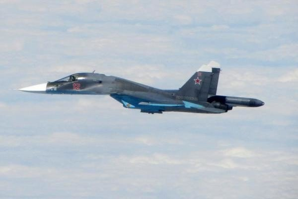 Russia violates Turkey airspace