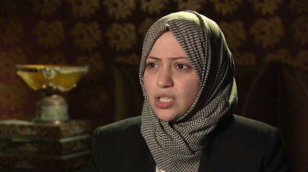 Samar Badawi arrested