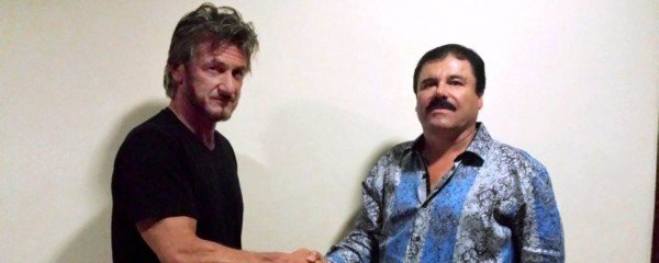 Sean Penn and El Chapo Guzman interview