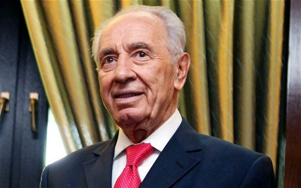 Shimon Peres hospitalized
