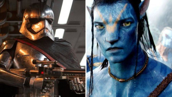 Star Wars Force Awakens crushes Avatar